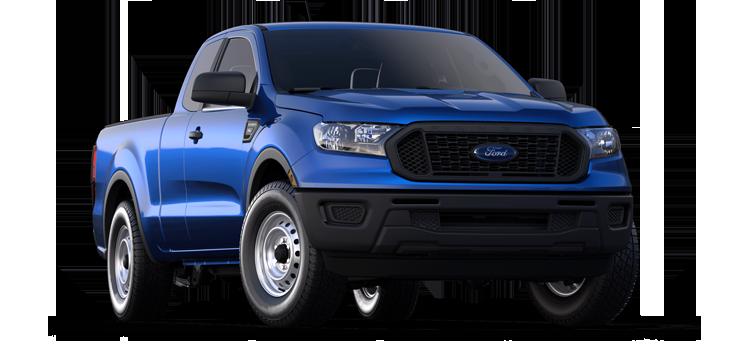 2019 Ford Ranger SuperCab