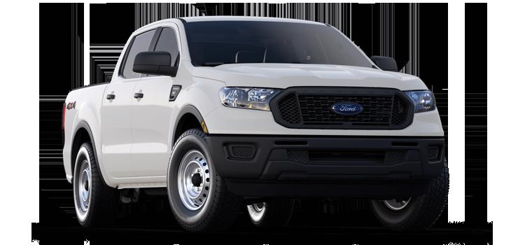 2019 Ford Ranger SuperCrew XL