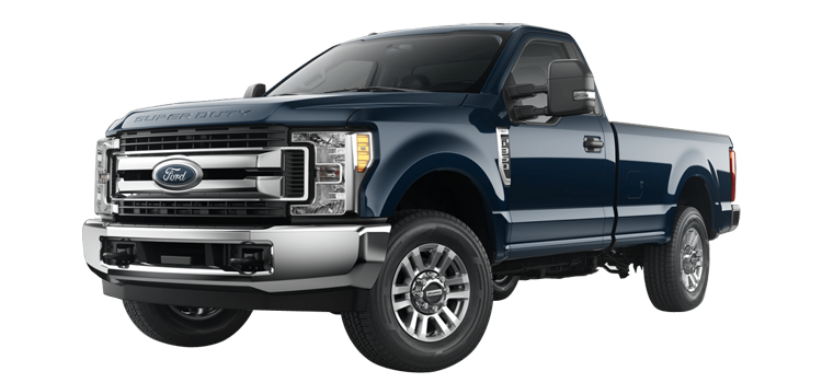 2019 Ford Super Duty F-350 Regular Cab