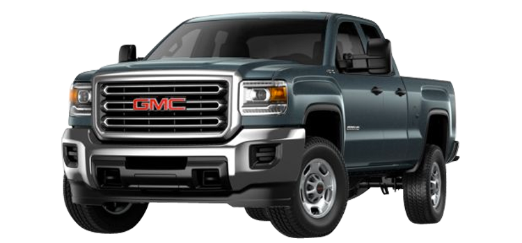 2019 GMC Sierra 2500 HD Double Cab