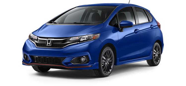 2019 Honda Fit at South Pointe Honda: Room For More: the ...