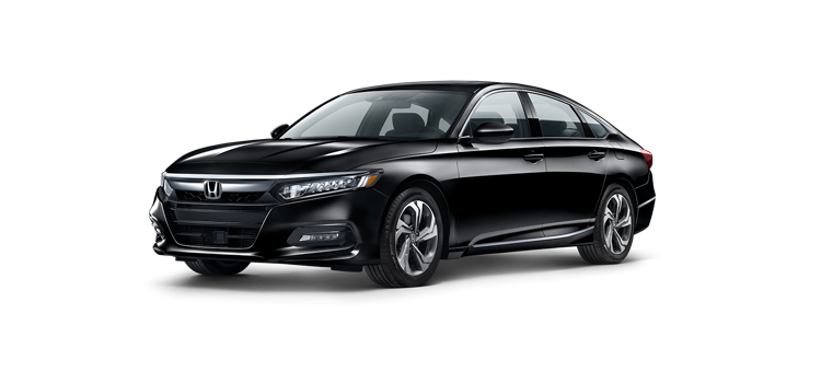 2019 Honda Accord EX 4D Sedan