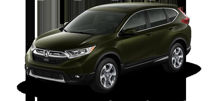 2019 Honda CR-V EX 4D Sport Utility