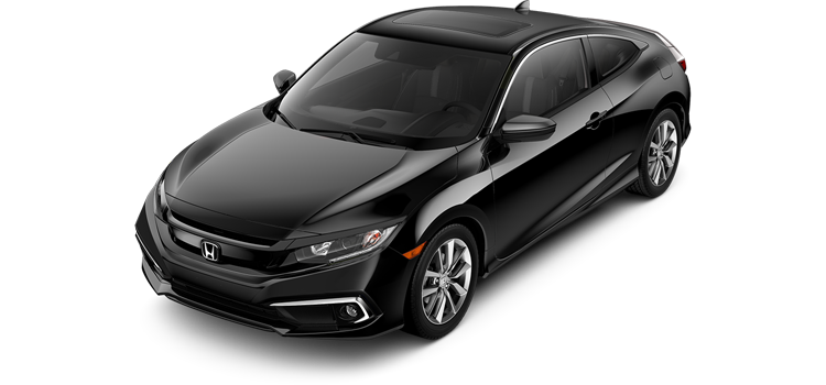 2019 Honda Civic Coupe 1.5T L4 EX