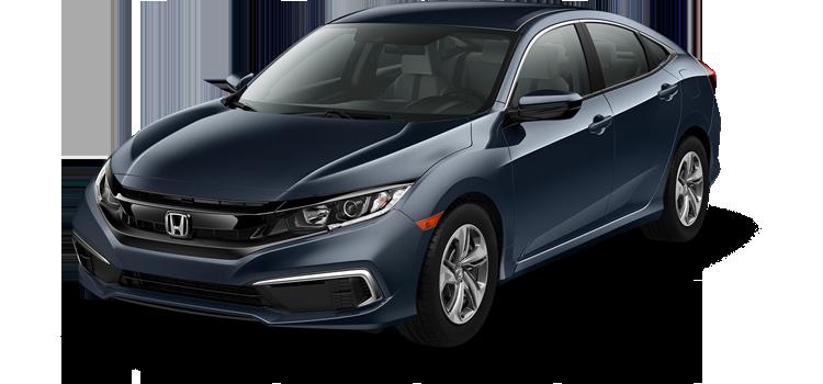 2019 Honda Civic LX 4D Sedan