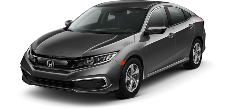 2019 Honda Civic Sedan 2.0 L4 LX CVT