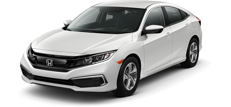 2019 Honda Civic LX 4D Sedan