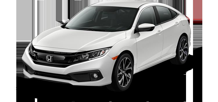 2019 Honda Civic Sedan 2.0 L4 Sport