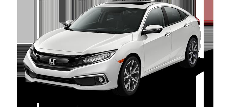 2019 Honda Civic Sedan 1.5T L4 Touring