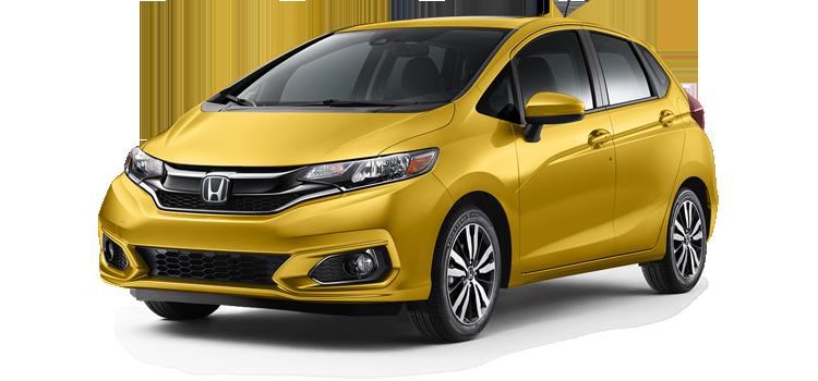 2019 Honda Fit EX 4D Hatchback
