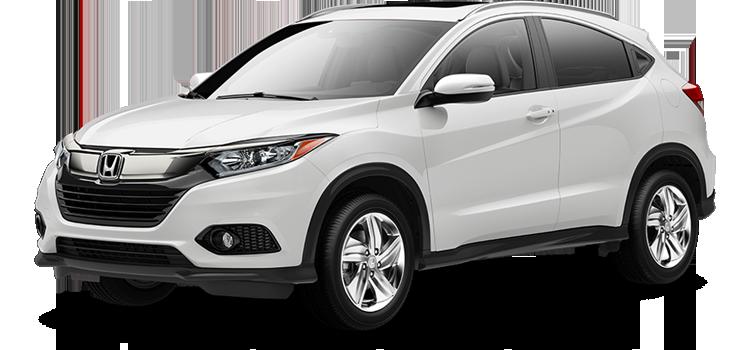 2019 Honda HR-V EX 2WD