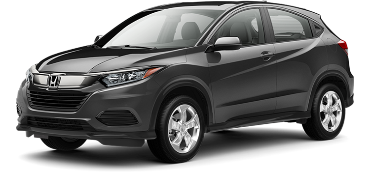 2019 Honda HR-V LX 4D Sport Utility