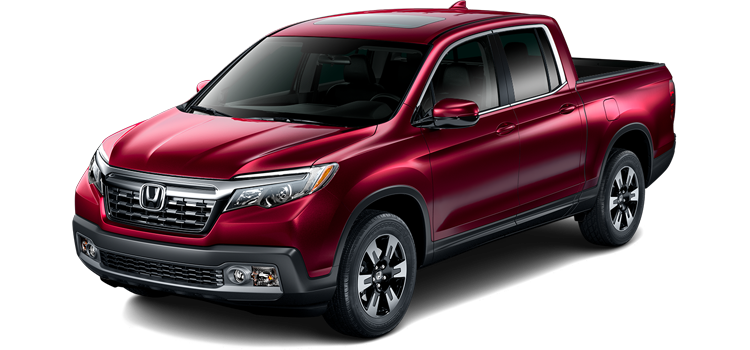 2019 Honda Ridgeline With Leather and Navigation RTL-T