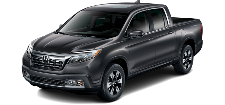 2019 Honda Ridgeline With Leather RTL