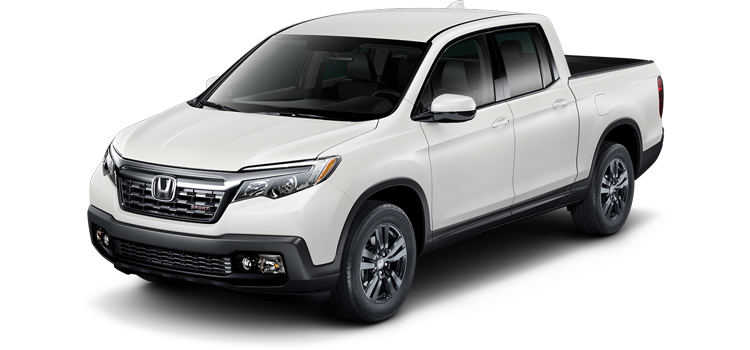 2019 Honda Ridgeline Sport 4D Crew Cab