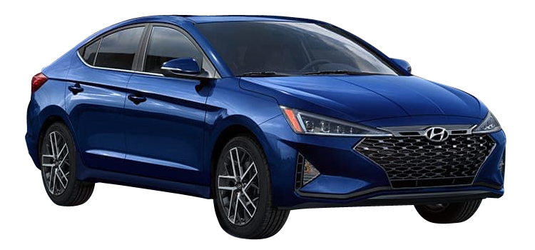 2019 Hyundai Elantra at DeMontrond Auto Group : The