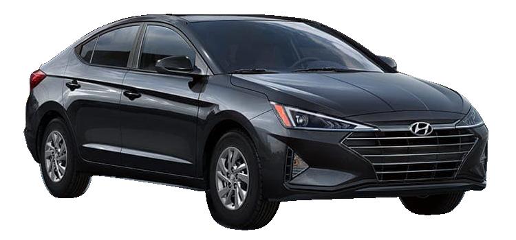 2019 Hyundai Elantra SE 4D Sedan