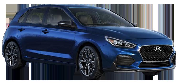 2019 Hyundai Elantra Gt 1 6l Turbo Gdi Manual Gt N Line 4 Door Fwd
