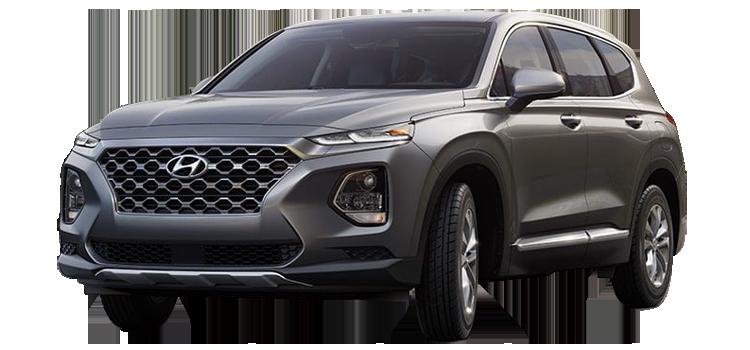 2019 Hyundai Santa Fe 4D Sport Utility