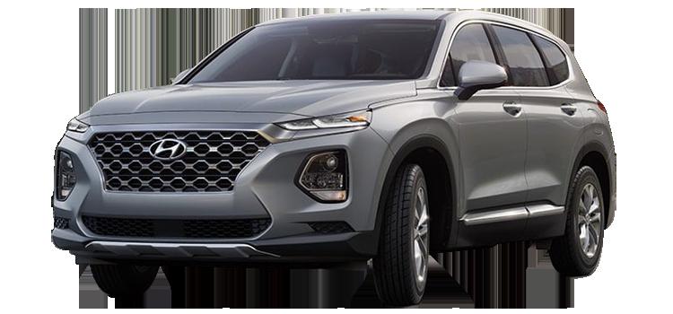 2019 Hyundai Santa Fe SE 4D Sport Utility