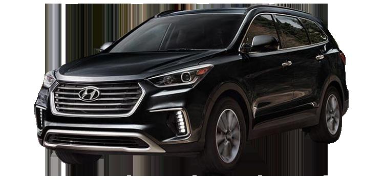 2019 Hyundai Santa Fe XL SE 4D Sport Utility