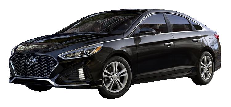 2019 Hyundai Sonata SEL 4D Sedan