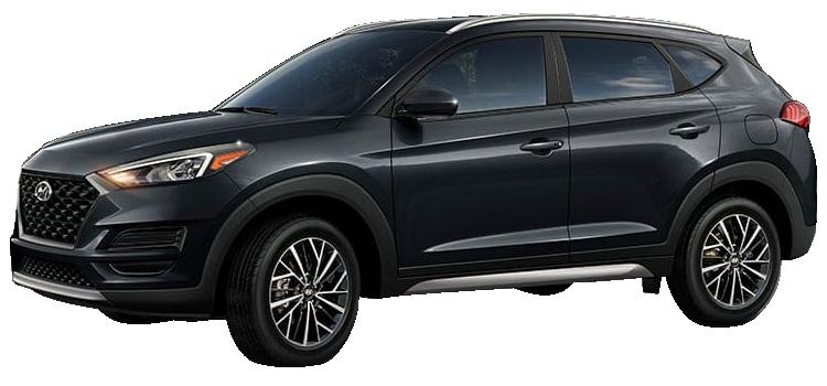 2019 Hyundai Tucson SEL 4D Sport Utility