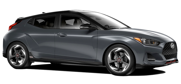 2019 Hyundai Veloster Turbo Ultimate 3D Hatchback