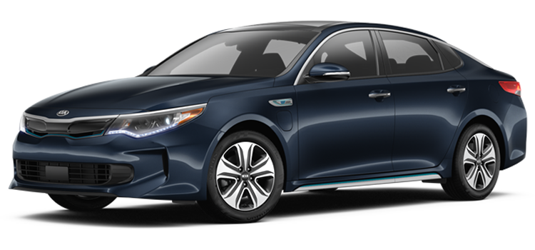 2019 Kia Optima Plug-In Hybrid