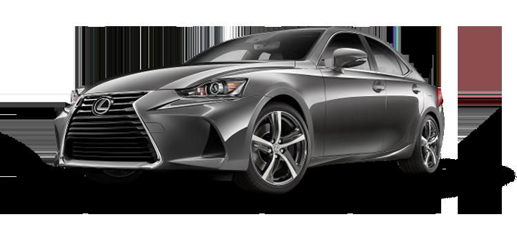 2019 Lexus IS 350 4D Sedan