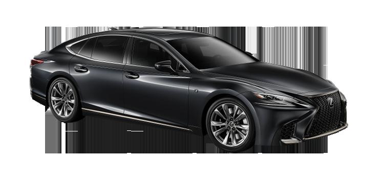 2019 Lexus LS 500 F Sport 4D Sedan