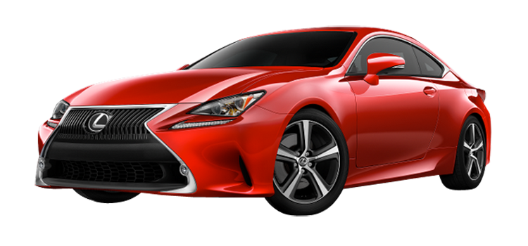 2019 Lexus Rc 300 2 Door Rwd Coupe 8a Standardequipment