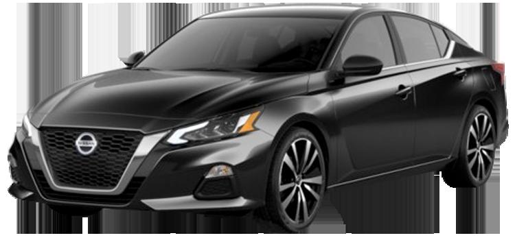 2019 Nissan Altima Sedan Xtronic CVT 2.5 SR