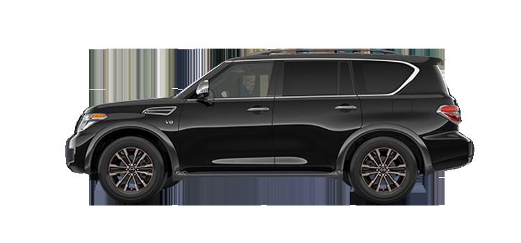 2019 Nissan Armada 5.6L V8 Platinum