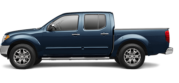 2019 Nissan Frontier Crew Cab