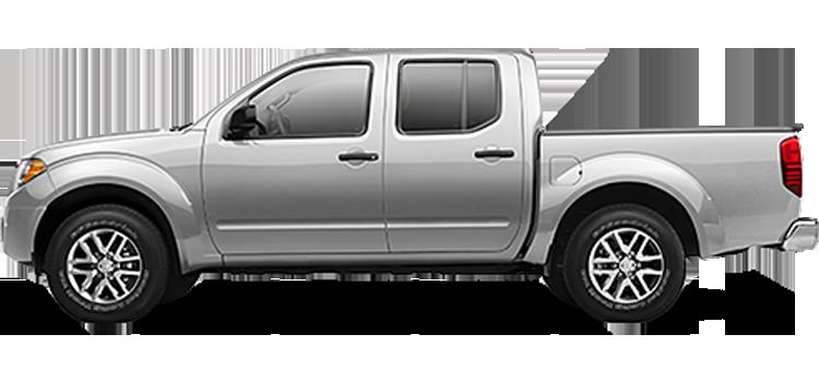 2019 Nissan Frontier Crew Cab 4.0L Automatic SV