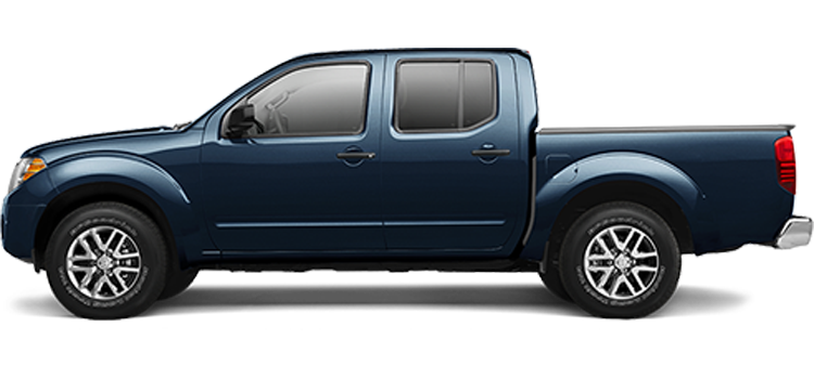 2019 Nissan Frontier Crew Cab 4.0L Automatic SV