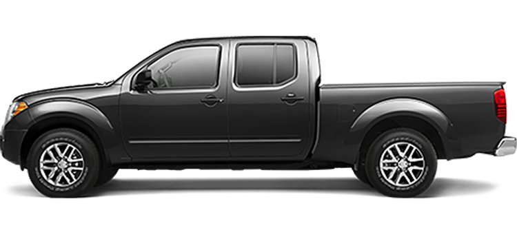 2019 Nissan Frontier Crew Cab 4.0L Automatic Long Bed SV