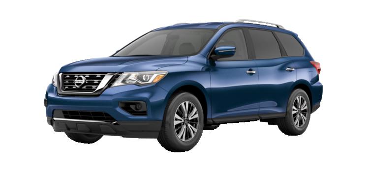 2019 Nissan Pathfinder S 4D Sport Utility