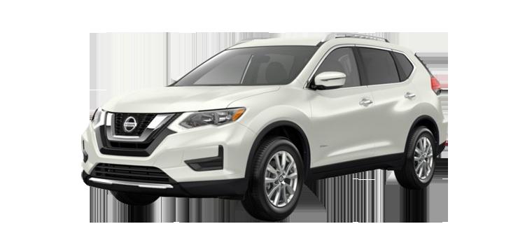 2019 Nissan Rogue Hybrid