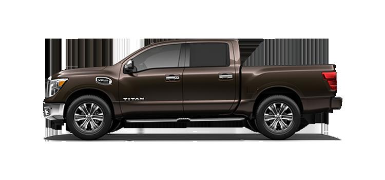 2019 Nissan Titan Crew Cab