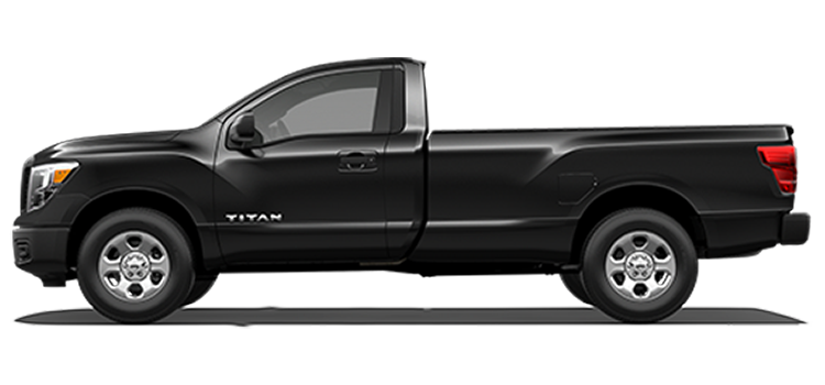 2019 Nissan Titan Single Cab