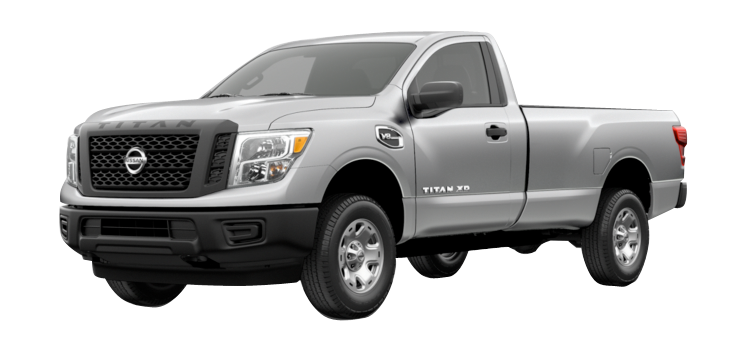 New 2019 Nissan Titan XD King Cab