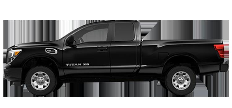 2019 Nissan Titan XD King Cab
