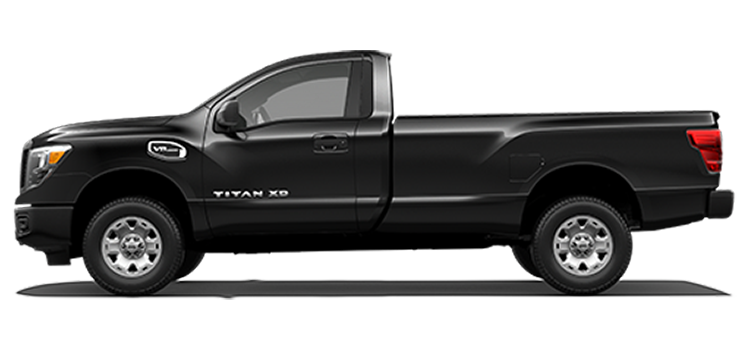 2019 Nissan Titan XD Single Cab