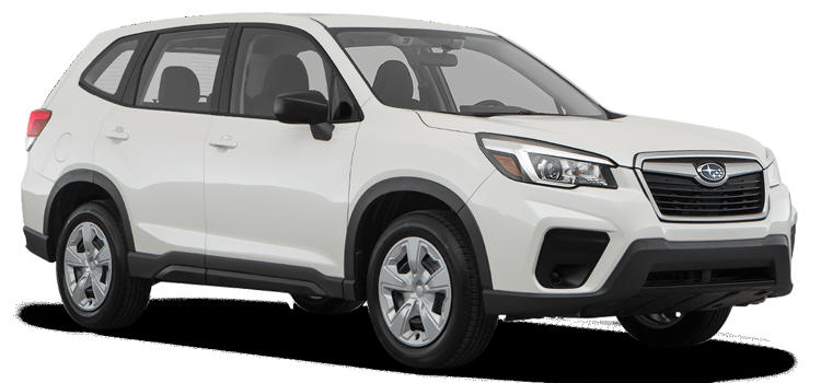 2019 Subaru Forester 4D Sport Utility