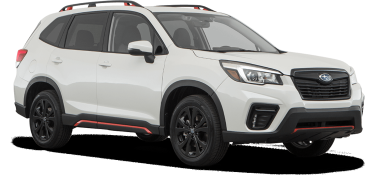 2019 Subaru Forester Forester Sport 4 Door Awd Suv