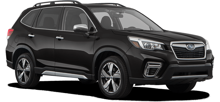 2019 Subaru Forester Forester Touring Awd Brochure