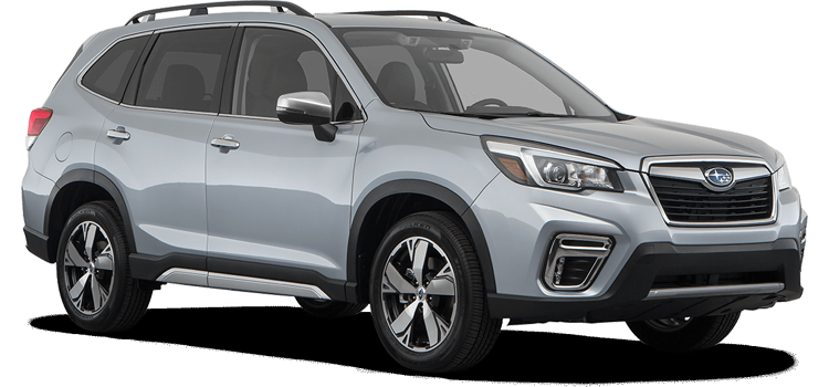 2019 Subaru Forester Touring 4D Sport Utility