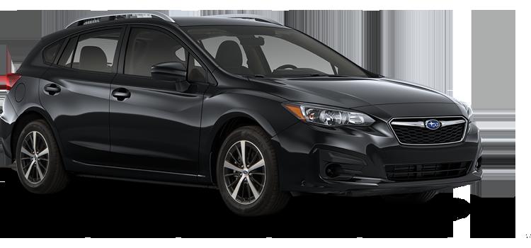 2019 Subaru Impreza 2.0i Premium 4D Hatchback